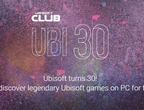 [IT'S FREE] 30 Regalos de UBISOFT
